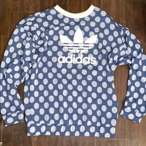 Women's adidas sweater size small NWOT